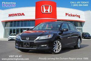 2014 Honda Accord Touring V6 | LEATHER | HEATED SEATS