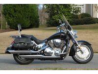 2006 VGC Honda VTX1300 VTX 1300 long MOT many extras