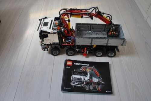 Lego Baukästen Sets Lego Technic 42043 Mercedes Benz Arocs Günstig