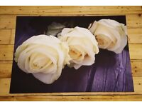 Large Canvas Print - Photo - Picture - Roses - Wall Art