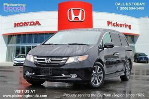 2016 Honda Odyssey Touring | 8 SEATS | DVD | LEATHER