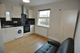 Recently refurbished first floor studio flat in Cricklewood. Inc all bils except electric