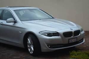 2010 BMW 528i  F10 Sedan 4dr Steptronic 8sp 3.0i Crawley Nedlands Area Preview