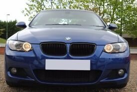 BMW 3 SERIES 320i M SPORT 2007 COUPE MANUAL PETROL