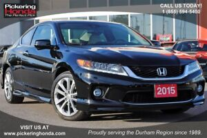 2015 Honda Accord EX-L-NAVI V6 SUNROOF