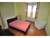 Lovely ground floor 1 bed flat with outside space and separate reception on Minet Ave, Harlesden