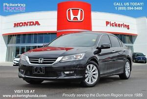 2015 Honda Accord EX-L | LEATHER | HEATED SEATS | REAR & SIDE CA