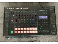 Roland MC-707 Groovebox Drum Machine, Sampler and Sequencer