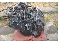 Suzuki GSF650 bandit ENGINE + COILS + STARTER MOTOR + ETC - cafe racer , streetfighter project
