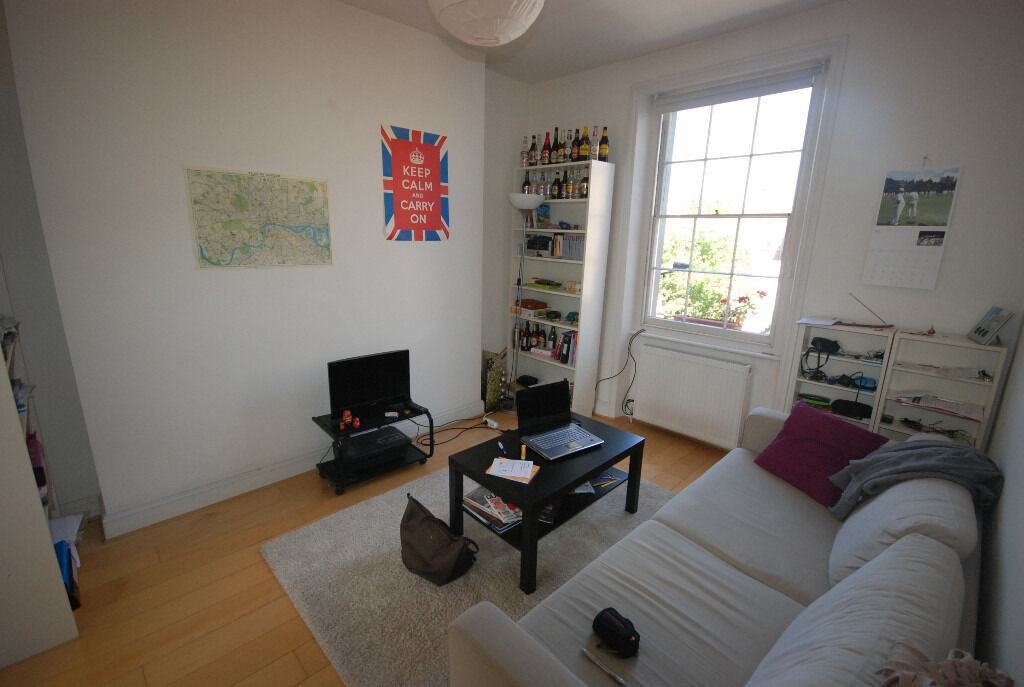 stunning one bedroom property in caledonian road