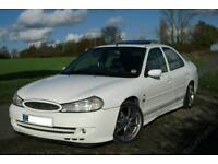 Ford mondeo st 24 full bodykit of a 1997 mk2