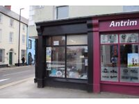 Units To Let - 41 High Street, Antrim Town