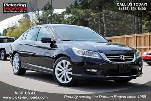 2015 Honda Accord Touring V6 LEATHER NAVI
