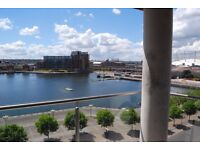 @ Royal Docks Penthouse - Stunning Viewing - Two bed Two Bath - Huge Terrace!