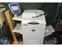 Xerox DocuColor 240 network multi-function a3printer/scanner