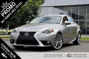2014 Lexus IS 250 *LUXURY* NAV *  - 451$ par mois