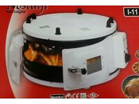 NEW ELECTRICAL ROASTER/GRILL OVEN FOR CHICKEN ,PIZZAS AND MORE