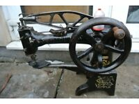 SINGER 29K15 LEATHER PATCHER INDUSTRIAL SEWING MACHINE