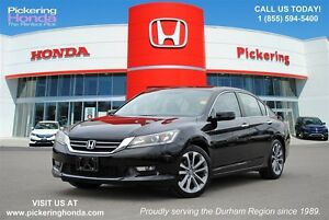 2014 Honda Accord Sport | DUAL EXHAUST | REAR CAMERA | HEATED SE