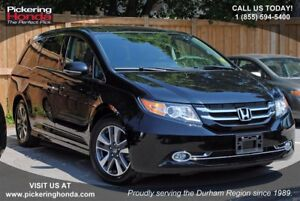 2016 Honda Odyssey Touring LEATHER NAVI DVD