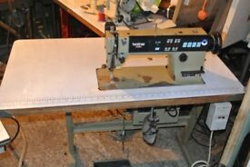 Brother DB2-B737 Exedra E-40 Industrial Sewing Machine 3 PHASE