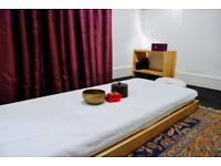 Deep Tissue massage in Camden, near Euston, King's Cross stations, Holistic, Swedish massage
