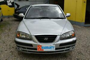 2006 Hyundai Elantra XD MY05 Rego , RWC , Warrant Silver 4 Speed Automatic Sedan