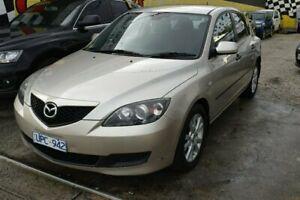 2006 Mazda 3 BK10F1 Neo Silver Semi Auto Hatchback