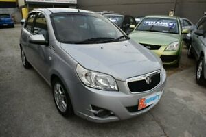 2010 Holden Barina TK MY10 Silver Automatic Hatchback Dandenong Greater Dandenong Preview