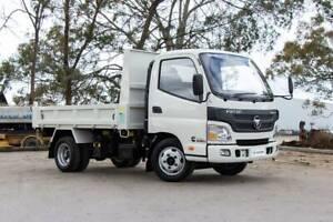 2020 Foton AUMARK 4.5 Tonne Truck Ashmore Gold Coast City Preview