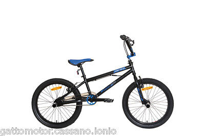 BICI BICICLETTA FREESTYLE CARRARO BMX VIOLATE 20
