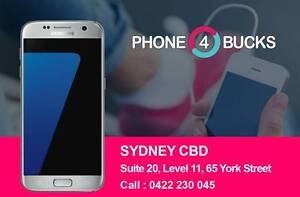 GALAXY S7 32GB SILVER COLOUR! EXCELLENT CONDITION Sydney City Inner Sydney Preview