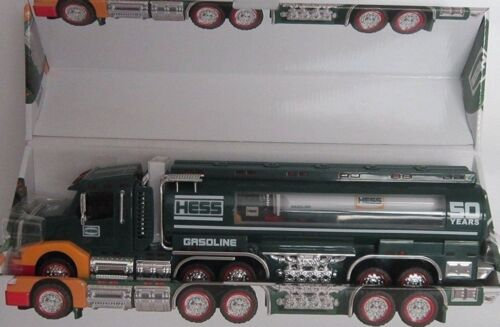 ALL NEW HESS 2014 COLLECTORS TRUCK FROM A MINT CASE!! NICE GIFT/RARE EDITION