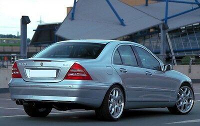 BRABUS Heckschürze für Mercedes Benz C-Klasse W203