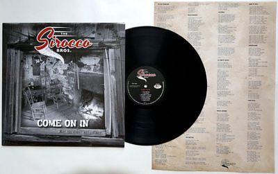 SIROCCO BROS - 'COME ON IN' - DELUXE VINYL EDITION -TOP ROCKABILLY!  HEAR IT