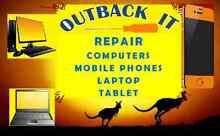 OUTBACK MOBILE AND COMPUTERS REPAIRS Darwin CBD Darwin City Preview