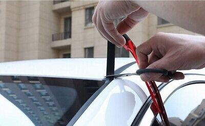 Car Windshield Weather Seal Rubber Trim Molding Cover 6 Feet For Nissan Models