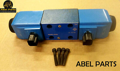 Jcb Parts -- Valve Solenoid Part No. 25220998