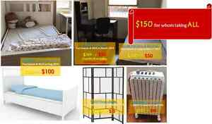 A set of furniture on sale (Most of them sold!) Strathfield Strathfield Area Preview
