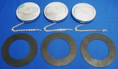3 Usa Fit Lincoln Welder Viton Seal In Fuel Gas Cap Sa 200 250 Sae-300 Sae-400