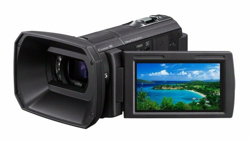 Sony HDR-CX580V (32 GB) High Definition AVC, AVCHD Handycam Camcorder