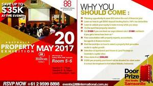Free Property Exhibition and Seminar 20 May 2017 Sydney City Inner Sydney Preview