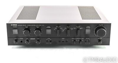 Yamaha C-4 Vintage Stereo Preamplifier; C4; MM / MC Phono