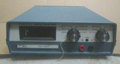Heath Zenith Digital Multimeter Model Sm-1210 Eai-416