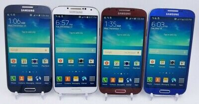 Samsung Galaxy S4 - 16GB - GSM Unlocked - Android Smartphone - Clean ESN/IMEI