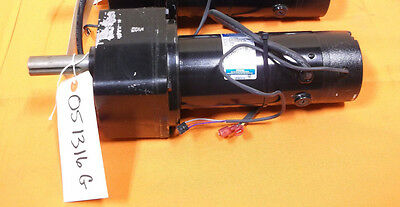 Leeson Electric Motor Gear Reduction Gearmotor Dc 180 Volt 15 Hp 27 Rpm