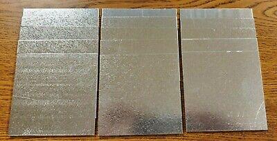 20pcs Galvanized Steel G90 22ga .030 4x4 Sheet Metal Weldingcrafts
