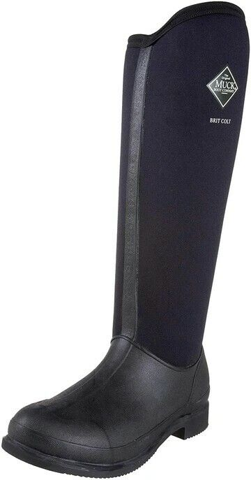 Muck Boot The Original MuckBoots Brit Colt Equestrian Boot M12/W13 Black