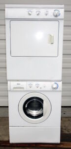 Kenmore Front Load W/D - Stackable- Very Good Condition