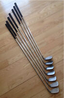 Left Handed LH PING G2 Silver Dot Iron Set 4-PW